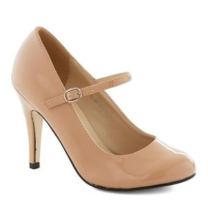MODCLOTH patent office heal in Blush